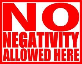 No-negativity